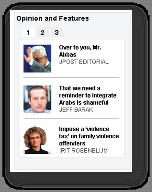 Jerusalem Post: Impose a 'violence tax' on family violence offenders By IRIT ROSENBLUM 14.11.10